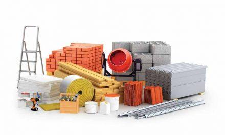 Materiały budowlane z marketu